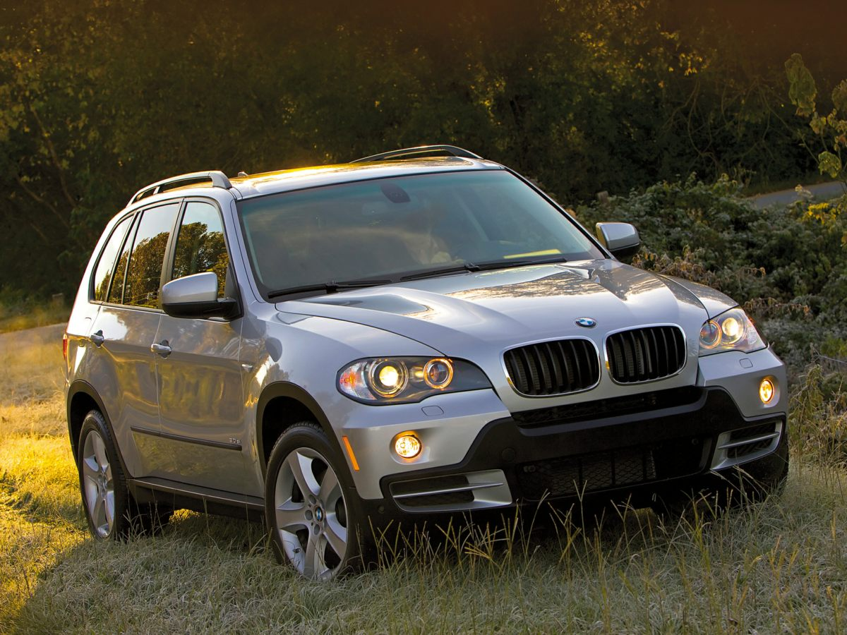 2007 BMW X5 30si Green  All Wheel Drive Come to the experts Are you interested in a truly wonde
