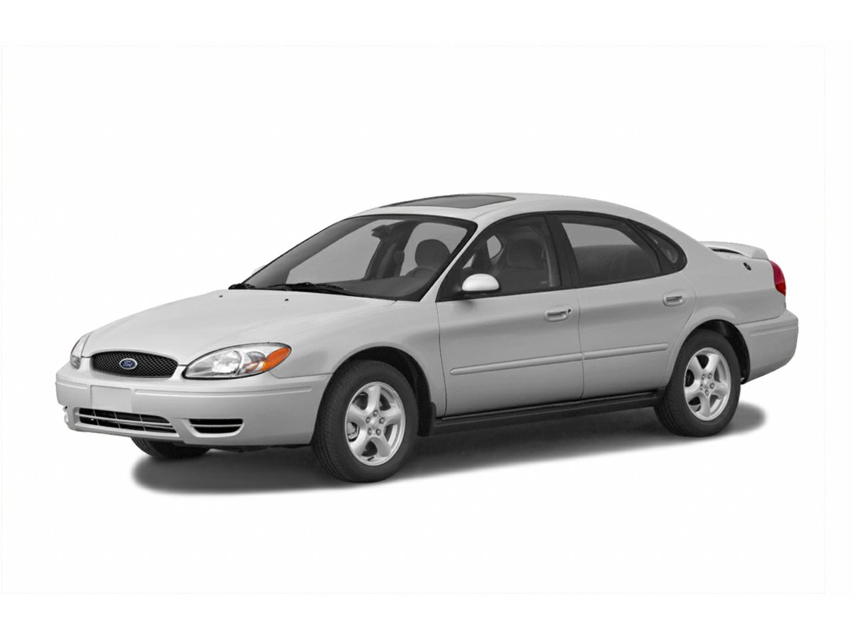 2007 Ford Taurus SE Gray 16 Steel Wheels wDeluxe Wheel Covers6-Passenger Seating wColumn Shif