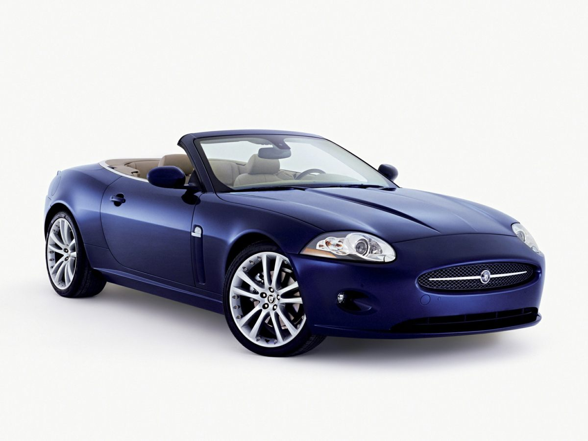 2007 Jaguar XK XKR Silver Newly Detailed 80 Point Inspection THIS IS SUCH A COOL CAR CLEAN