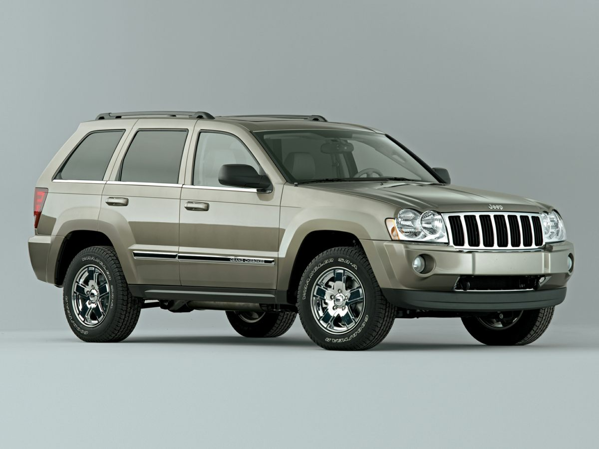 2007 Jeep Grand Cherokee Laredo Gray Come to Mac Haik Dodge Chrysler Jeep Ram Temple  Killeen Re