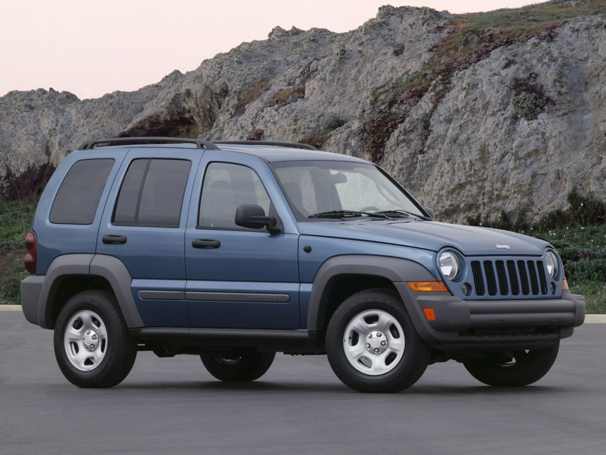 2007 Jeep Liberty Sport 355 Axle Ratio16 x 70 Luxury Styled Steel WheelsCloth High-Back Buck