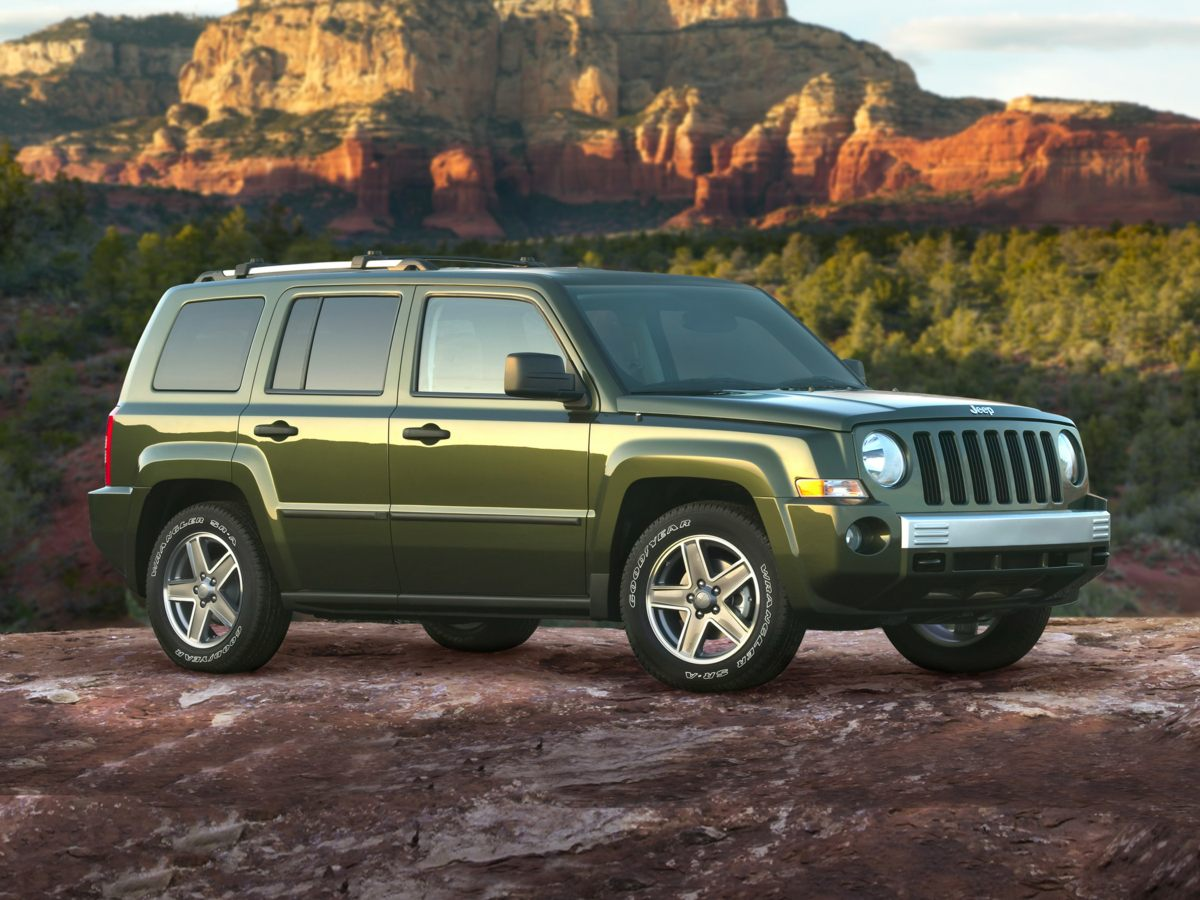 2007 Jeep Patriot Sport Silver Who could say no to a truly wonderful SUV like this charming 2007