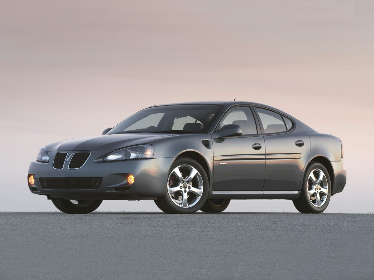 2007 Pontiac Grand Prix Base Black Yes Yes Yes You Win Creampuff This handsome 2007 Pontiac