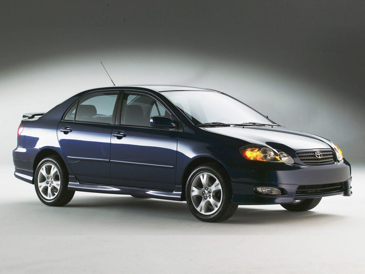 2007 Toyota Corolla Green 15 Steel Wheels wFull Wheel CoversCloth Seat TrimAMFM Stereo wCD