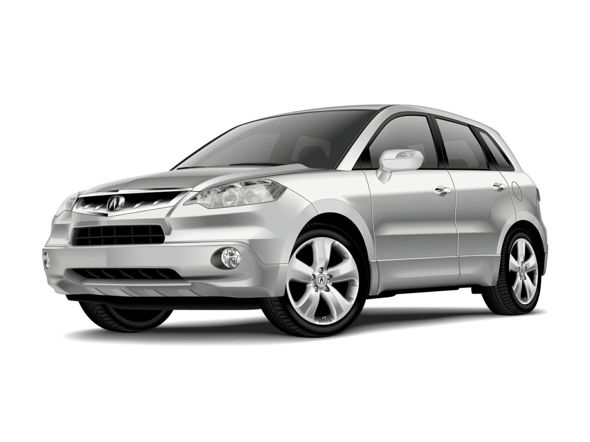 2008 Acura RDX Technology Package Gray RDX Technology Package and 4D Sport Utility Like new Gen