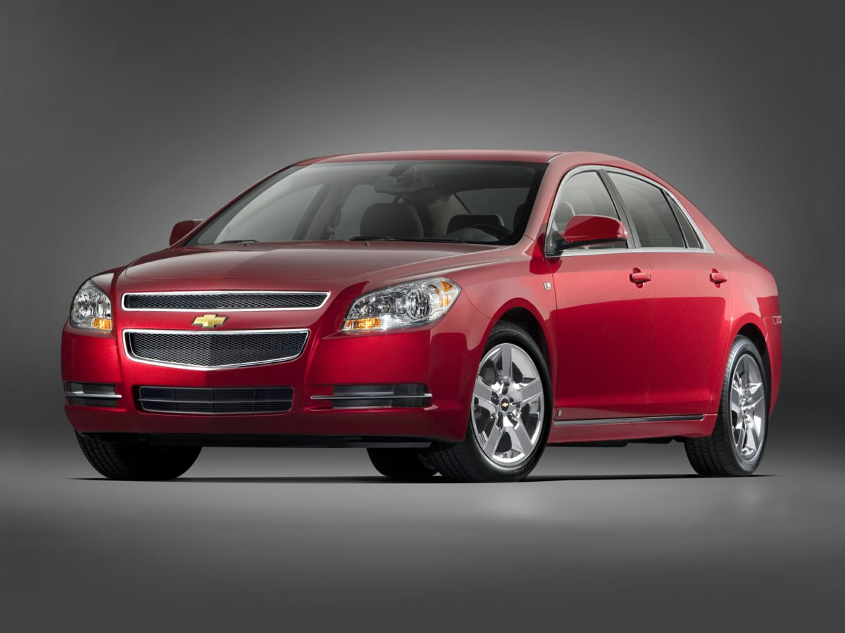 2008 Chevrolet Malibu LTZ Red 36L V6 SFI DOHC and Leather Optimizes every drop of gas A worthy