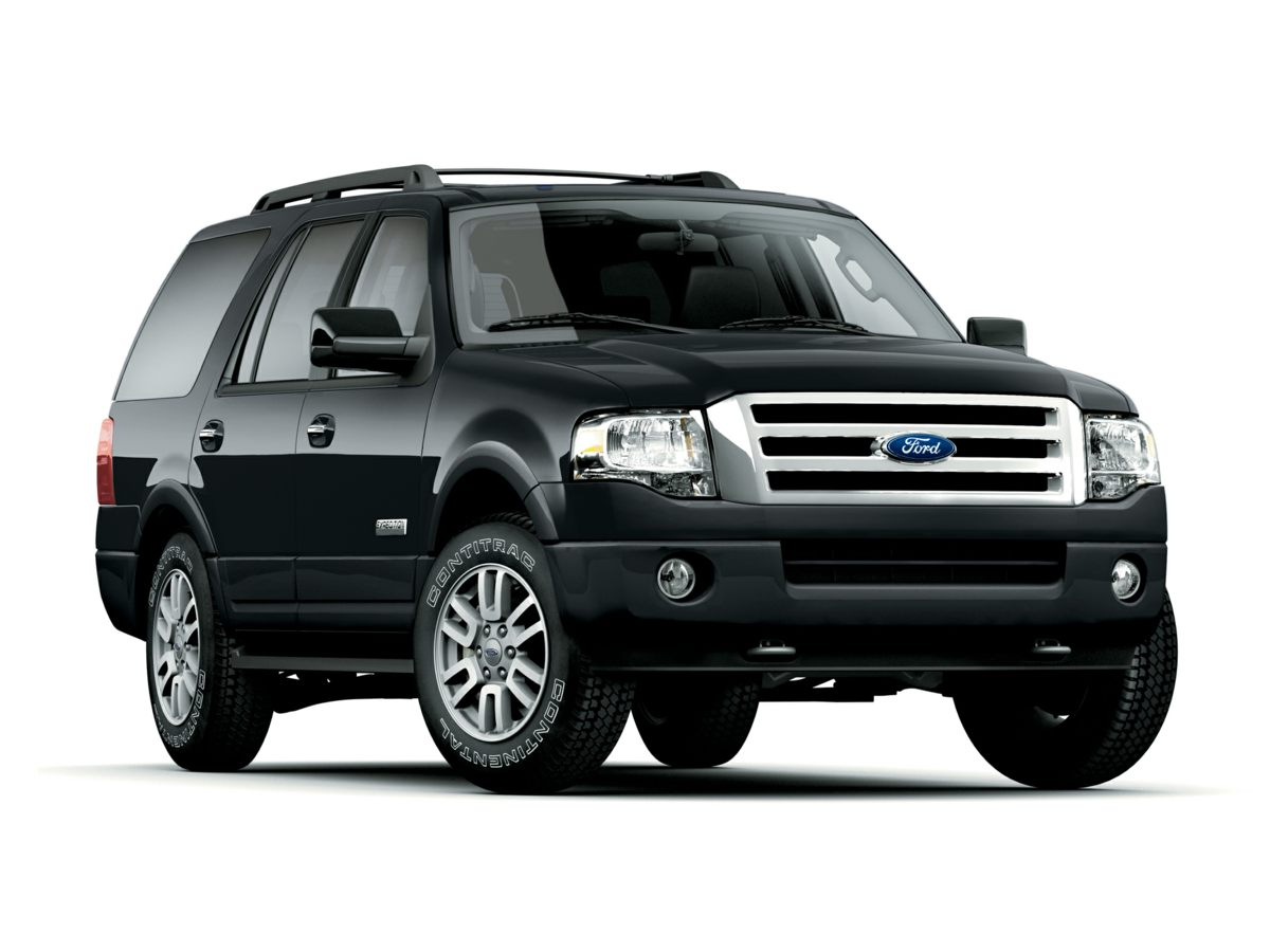 2008 Ford Expedition XLT 331 Axle RatioGVWR 7400 lbs Payload PackageFront Low Back Cloth Capt