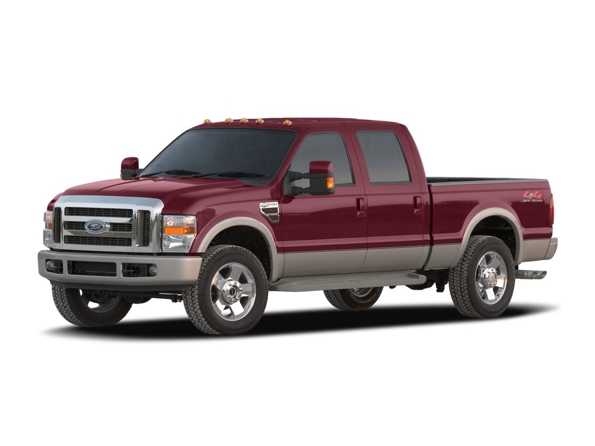 2008 Ford F-250SD FX4 Blue CLEAN CARFAX LOCALLY OWNED ALL SERVICE RECORDS AVAILABLE 2008 FOR