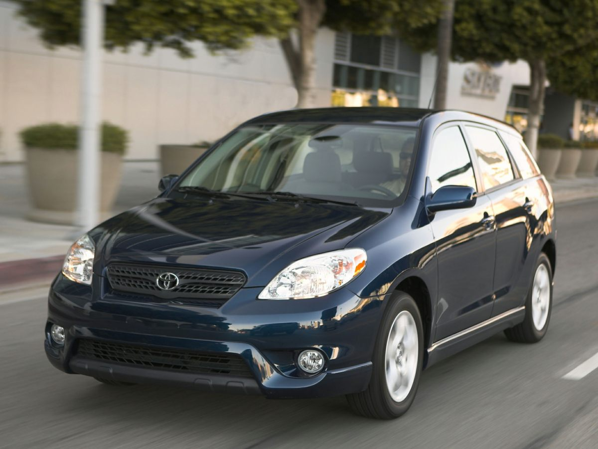 2008 Toyota Matrix Blue Youll NEVER pay too much at Mac Haik Dodge Chrysler Jeep Ram Temple  Kil