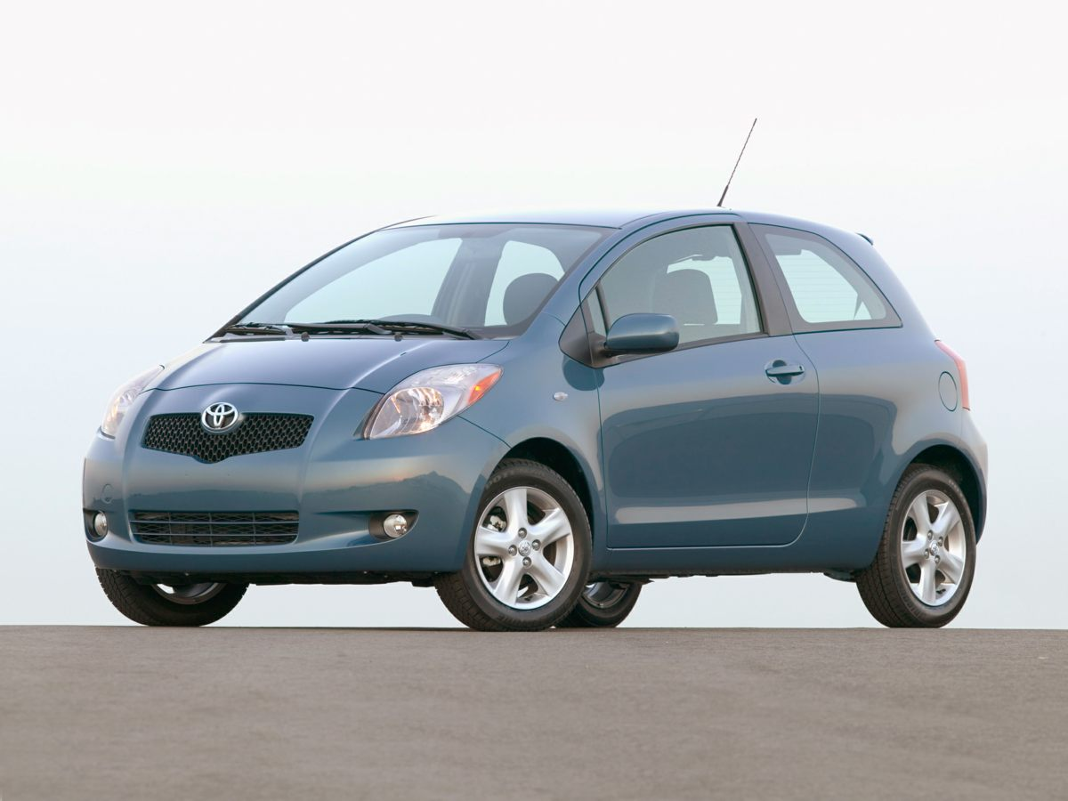 2008 Toyota Yaris In a class by itself Move quickly Previous owner purchased it brand new Want
