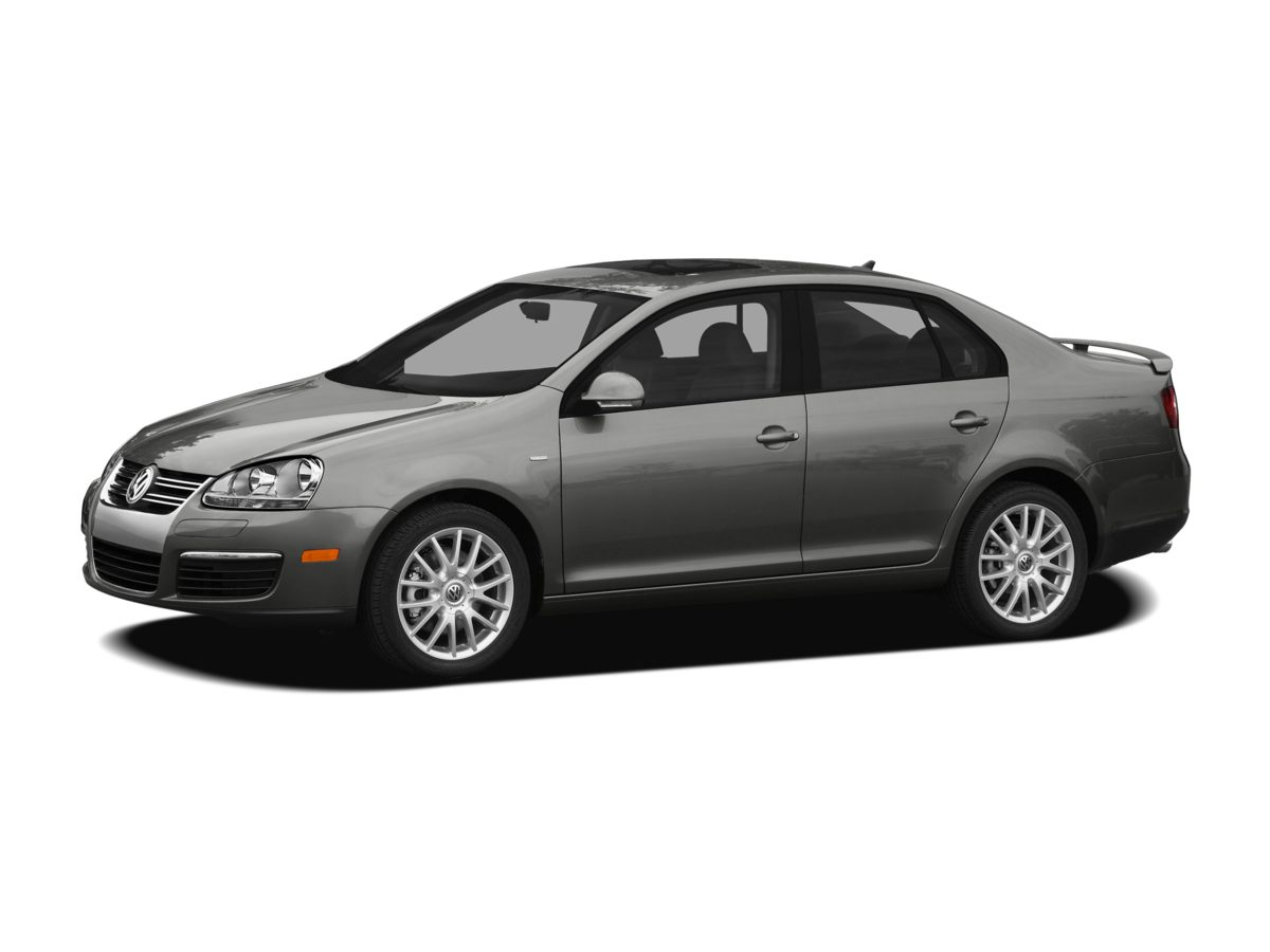 2008 Volkswagen Jetta Wolfsburg Silver Newly Detailed 80 Point Inspection LIGHT HAIL BUT RUNS