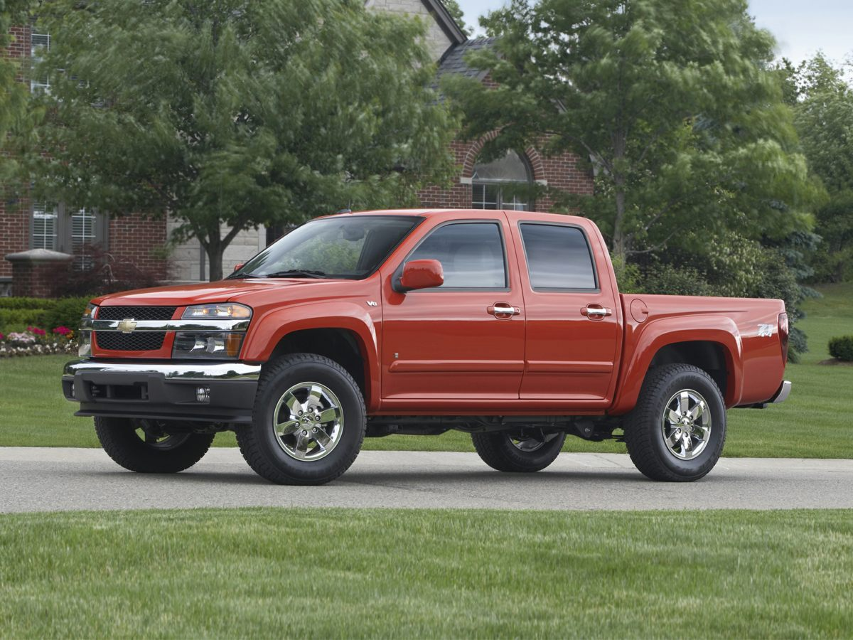 2012 Chevrolet Colorado 2LT