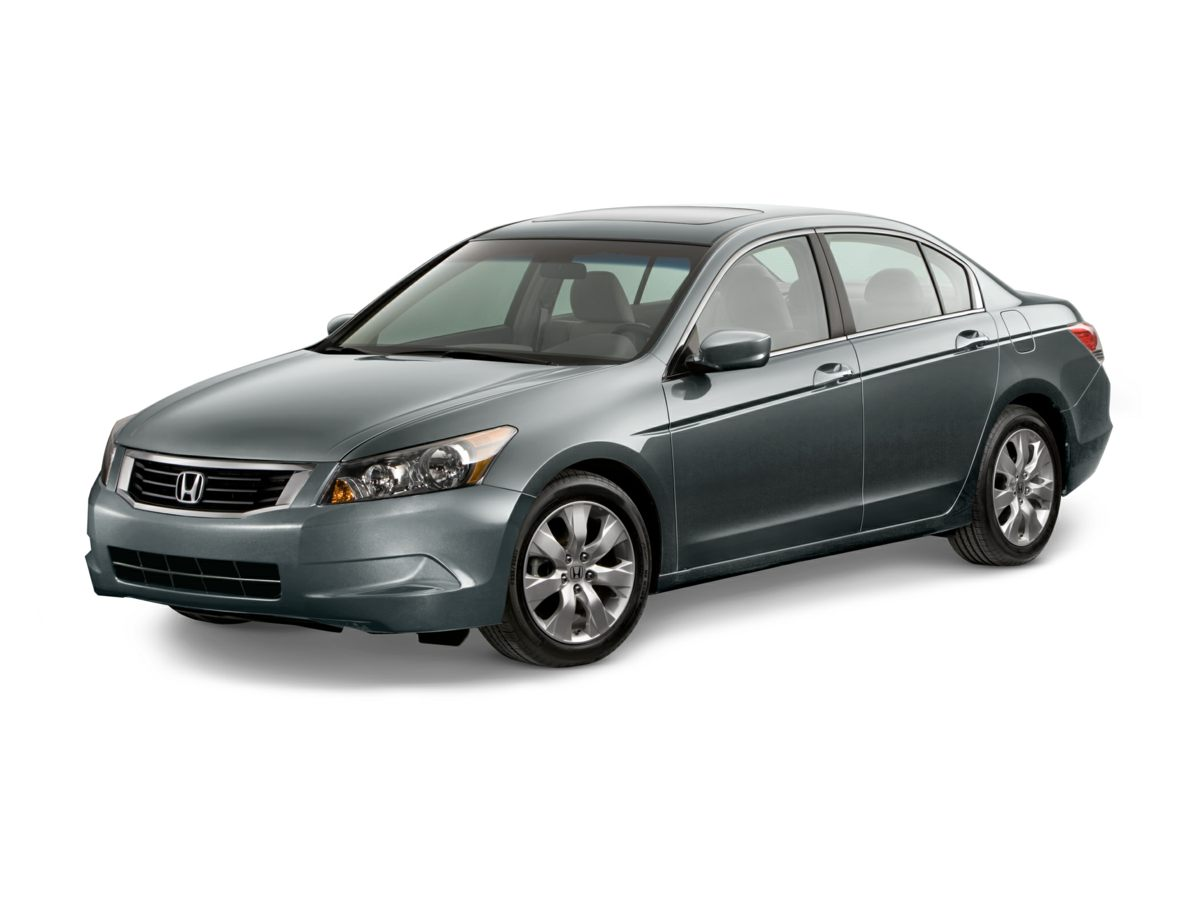 2010 Honda Accord EX-L Heated Front Bucket SeatsLeather-Trimmed Seat Trim270-Watt AMFM6-Disc I
