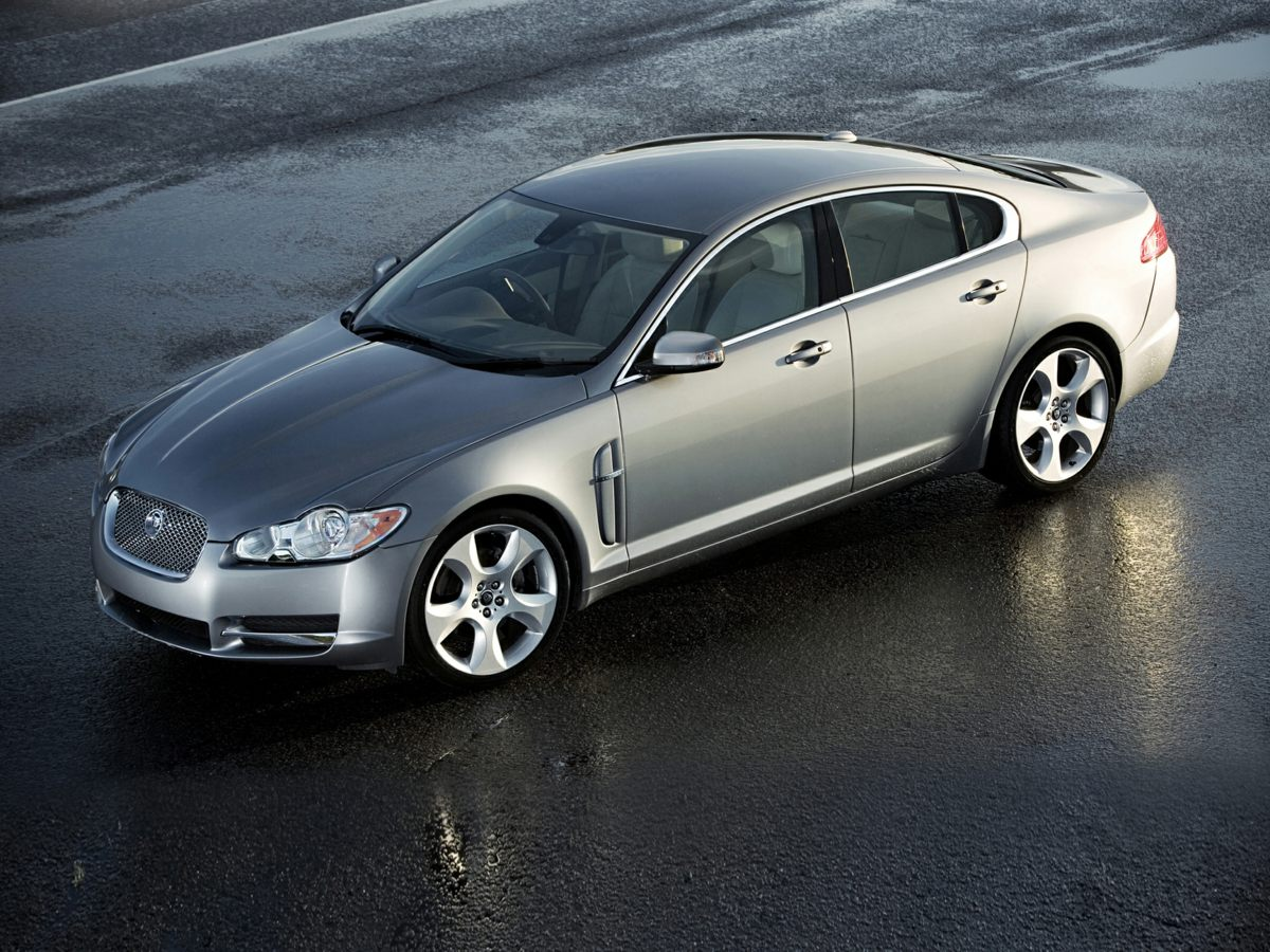 2009 Jaguar XF Premium 19 Auriga Alloy Wheels10-Way Power Front SeatsSoftgrain Leather Seating S