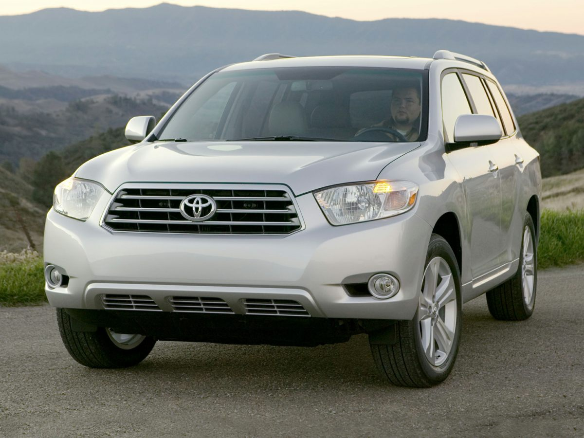 2010 Toyota Highlander Limited Gold Leather Interior Highlander Limited 4D Sport Utility 35L