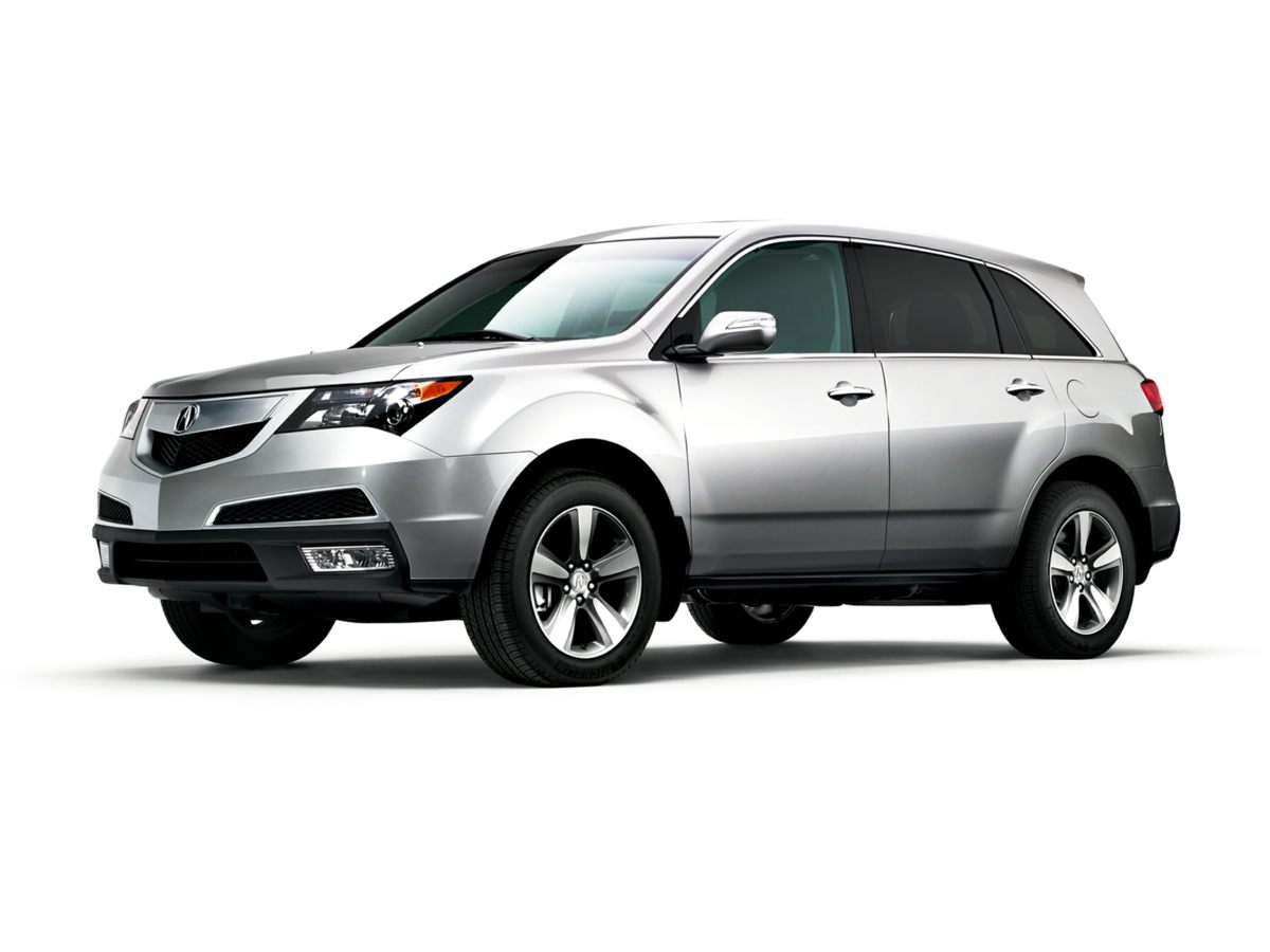 2011 Acura MDX Technology Gray 425 Axle RatioDual-Level Heated Front Sport SeatsMilano Premium