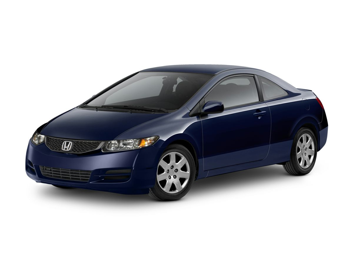 2010 Honda Civic 2D Coupe LX