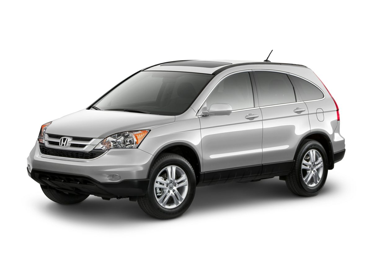 2011 Honda CR-V EX-L Gray CLEAN CARFAX  AWD  2011 Honda CR-V EX-L  in Polished Metal Meta