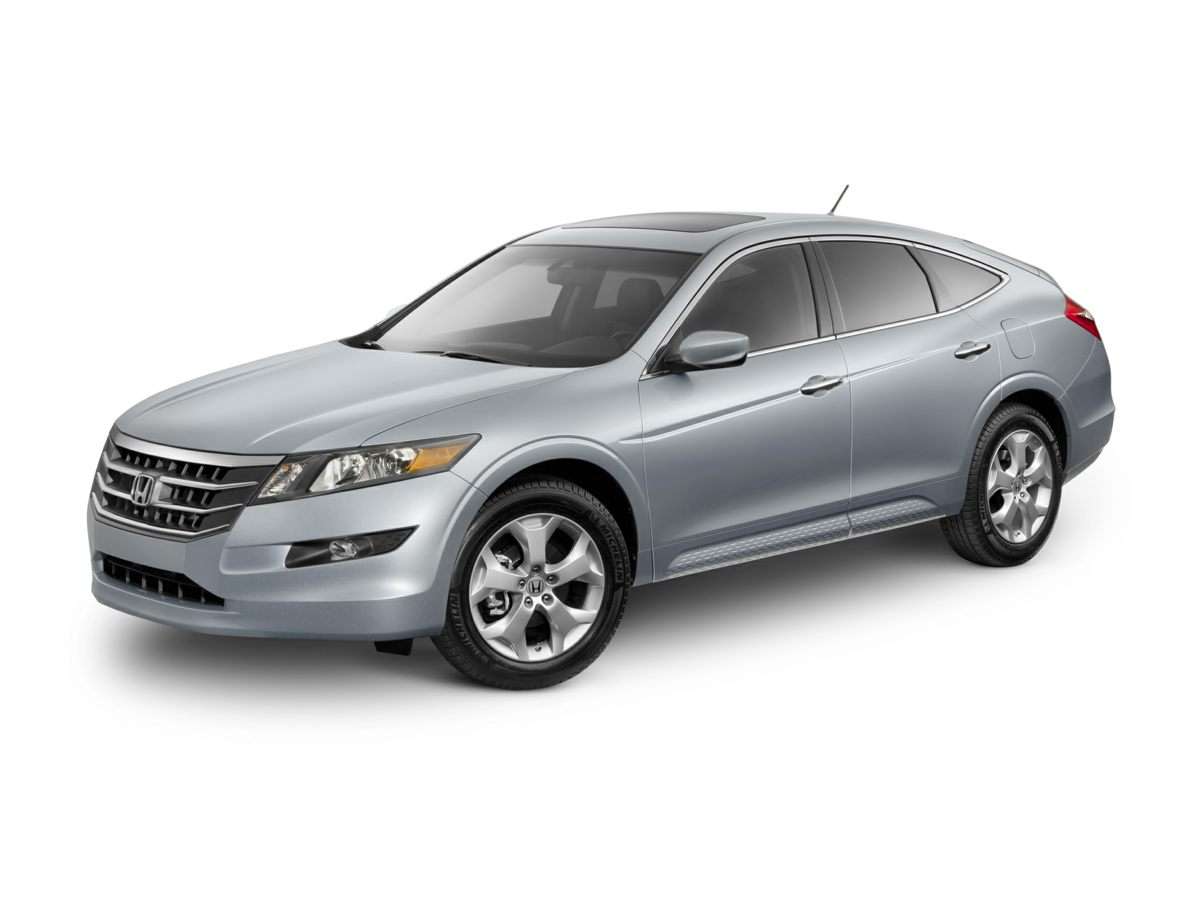 2012 Honda Crosstour EX-L 453 Axle Ratio18 Alloy WheelsHeated Front Bucket SeatsLeather-Trimm