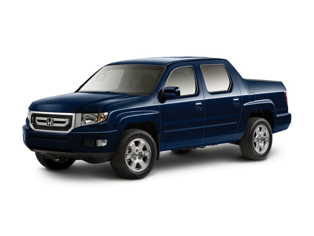 2011 Honda Ridgeline RTS Brown Beige wCloth Seat Trim Low miles mean barely used Like new The