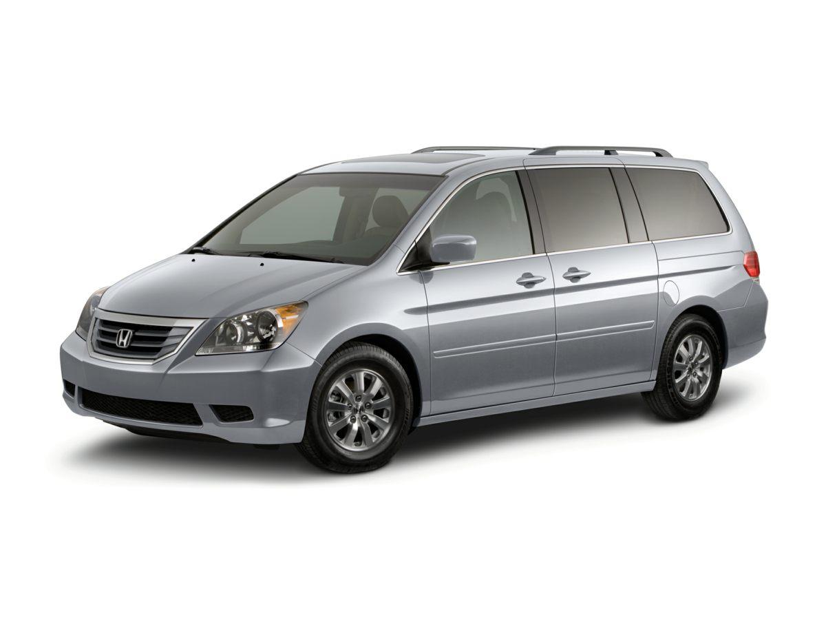 2010 Honda Odyssey EX-L 4312 Axle RatioHeated Front Bucket SeatsLeather Seat TrimAMFM6-Disc