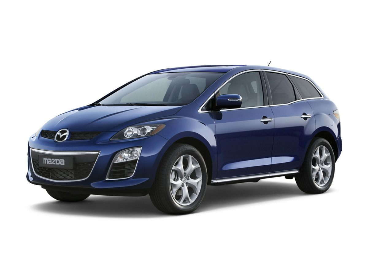 2010 Mazda CX-7 i Sport Purple 4 SpeakersAMFM radio SIRIUS-readyAMFMCD Audio System wMP3 C