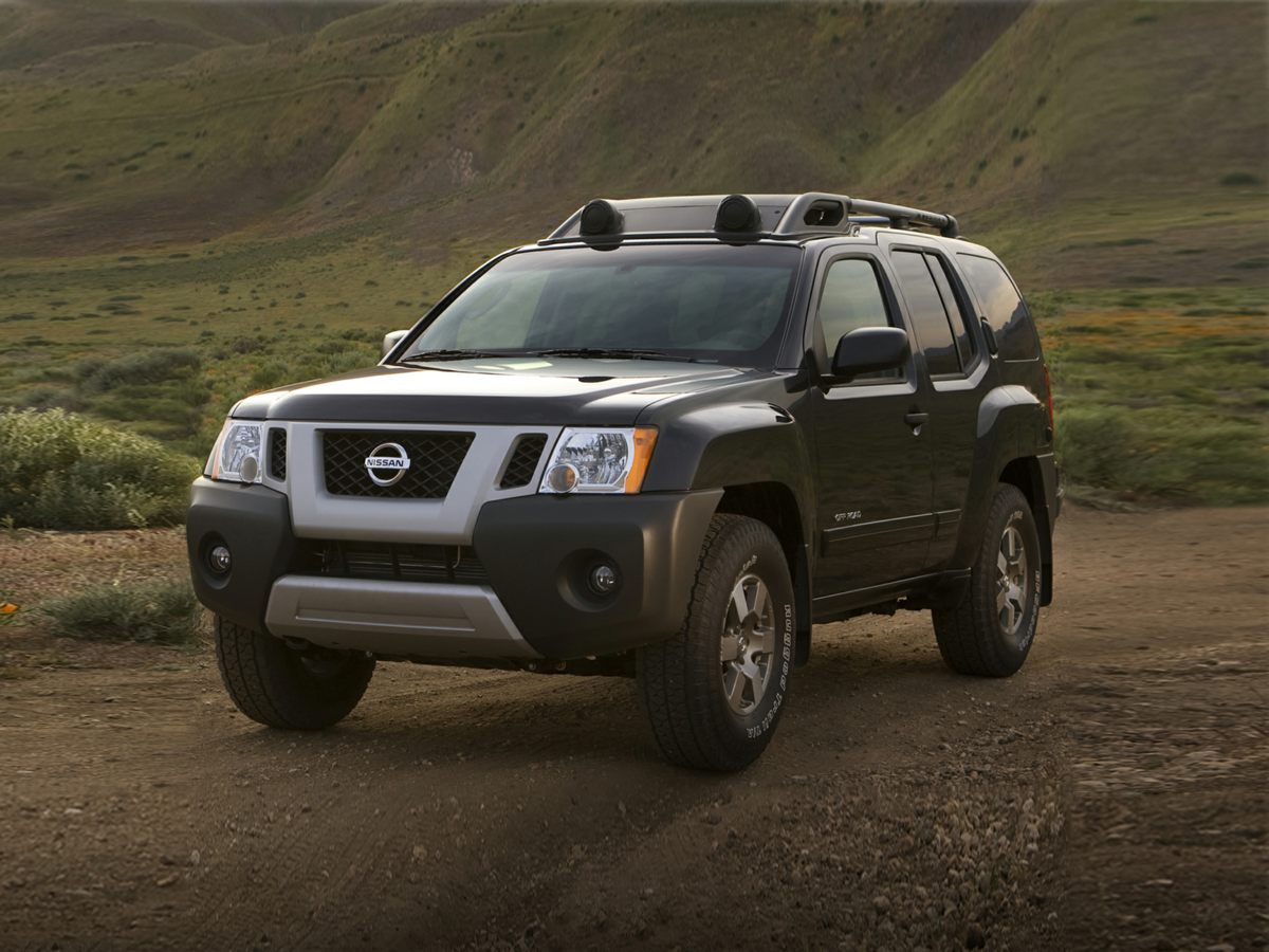 2012 Nissan Xterra Red Red Hot Gasoline Previous owner purchased it brand new Want to save som