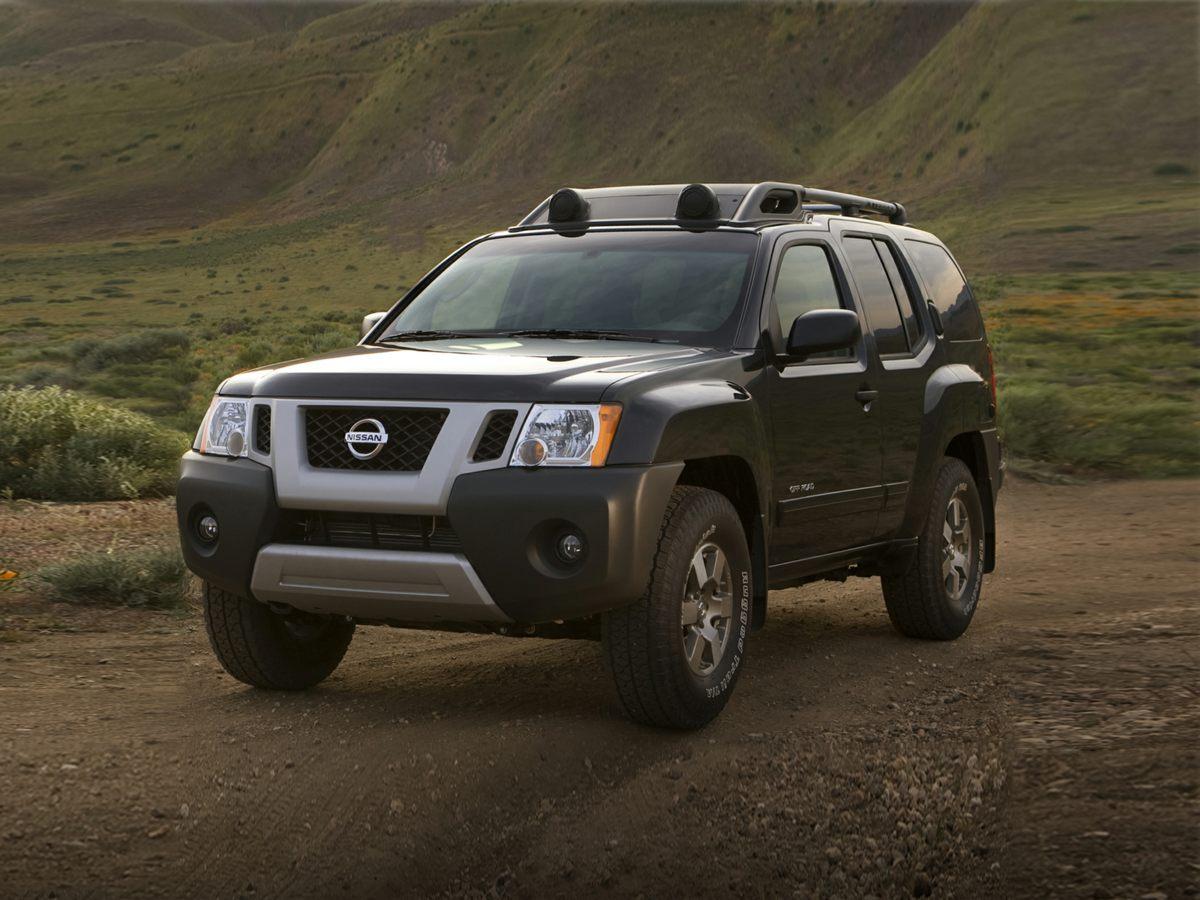 Used 2013 Nissan Xterra