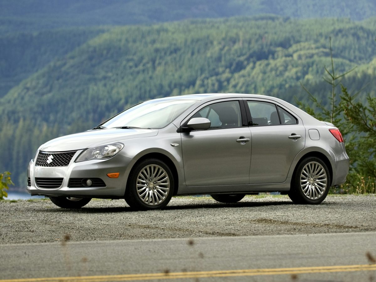 2012 Suzuki Kizashi SE Silver Great Easy Financing Terms for all Credits BE AWARE THAT
