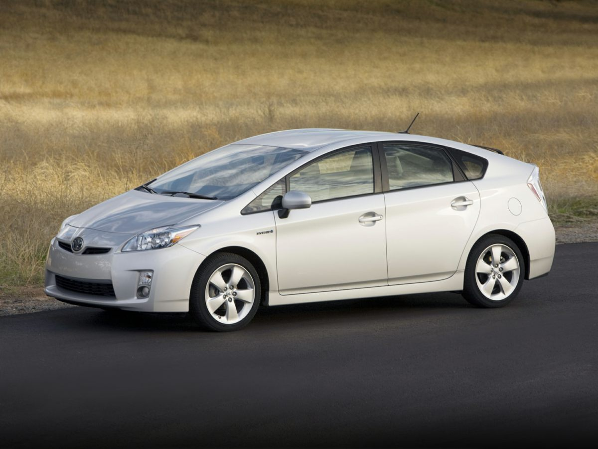 2010 Toyota Prius II Red Prius II 5D Hatchback ABS brakes Alloy wheels Electronic Stability C