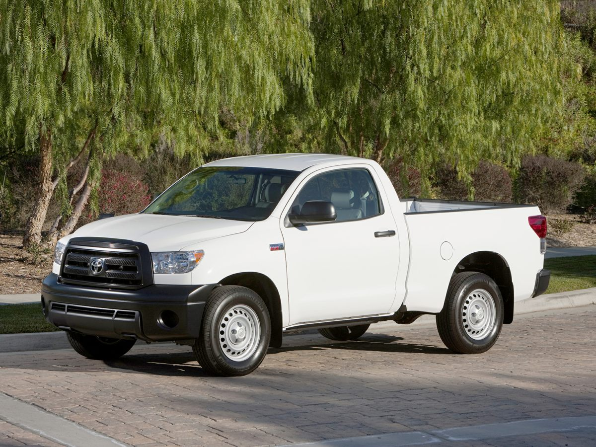 2012 Toyota Tundra Grade White Classy White The Mac Haik Dodge Chrysler Jeep Ram Temple  Killeen