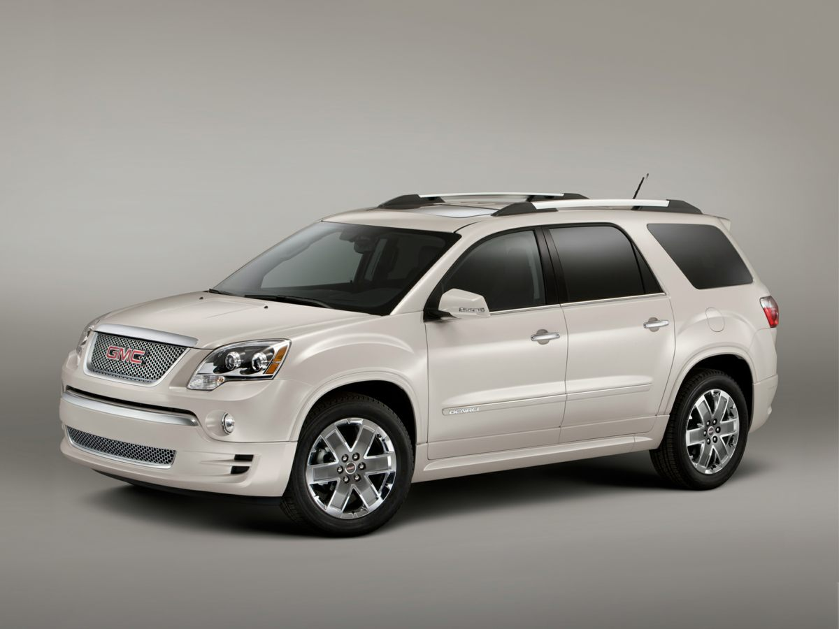2012 GMC Acadia FWD Traction control keeps you from slip sliding away Take charge of the winding