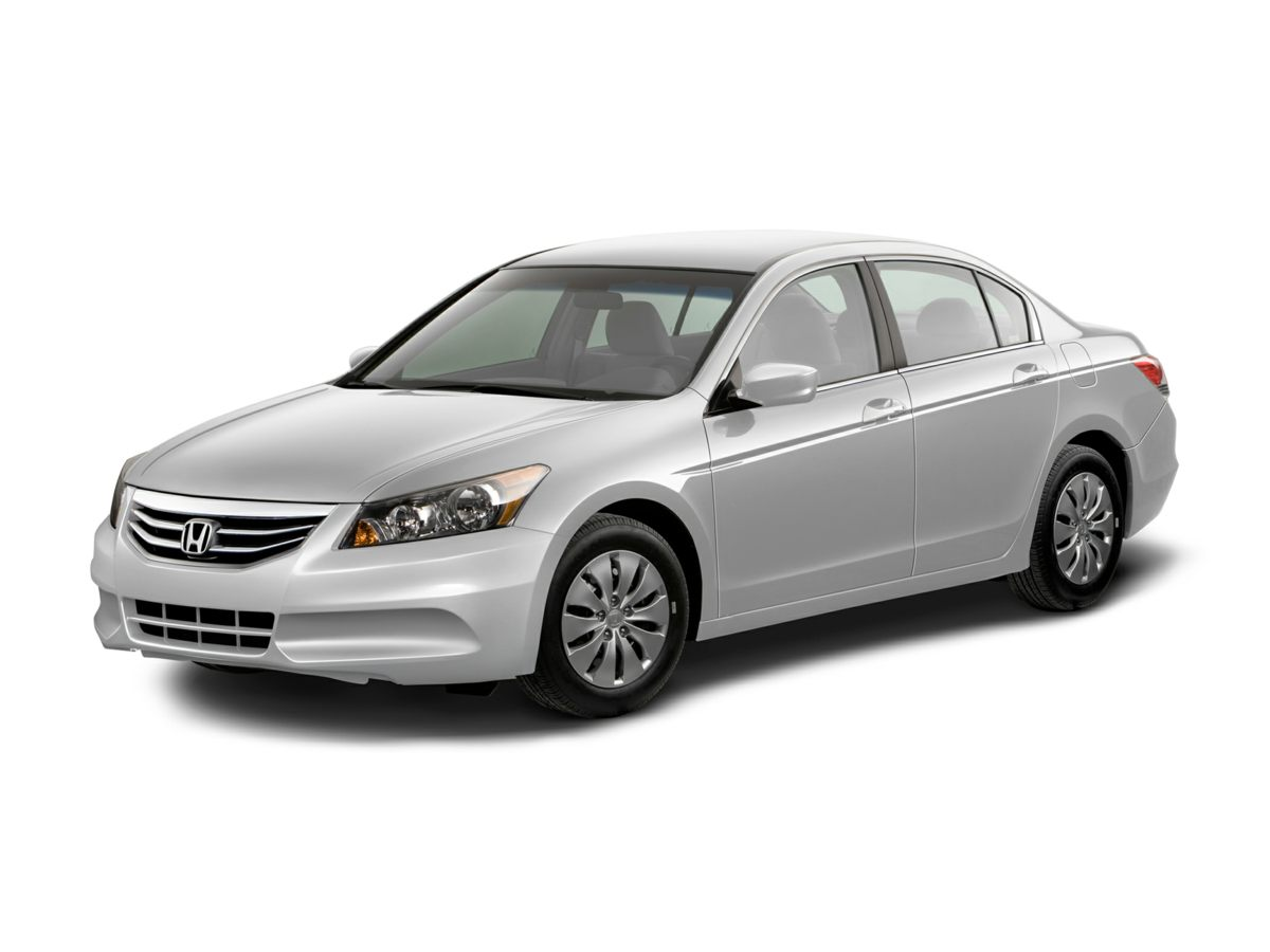 2012 Honda Accord LX Gray 16 x 65 wFull Covers WheelsFront Bucket SeatsCloth Seat Trim160-W