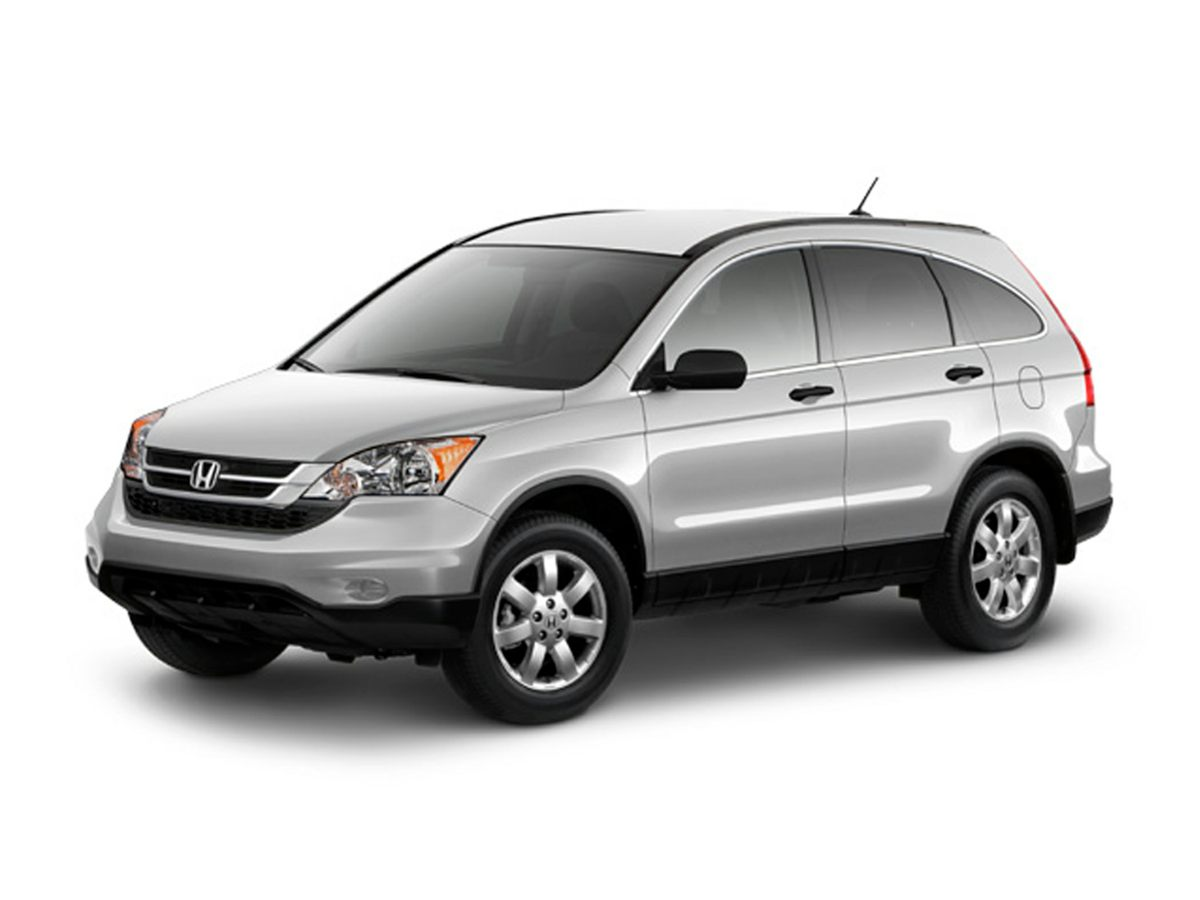 2011 Honda CR-V SE Beige You Win Dont let the miles fool you Put down the mouse because this
