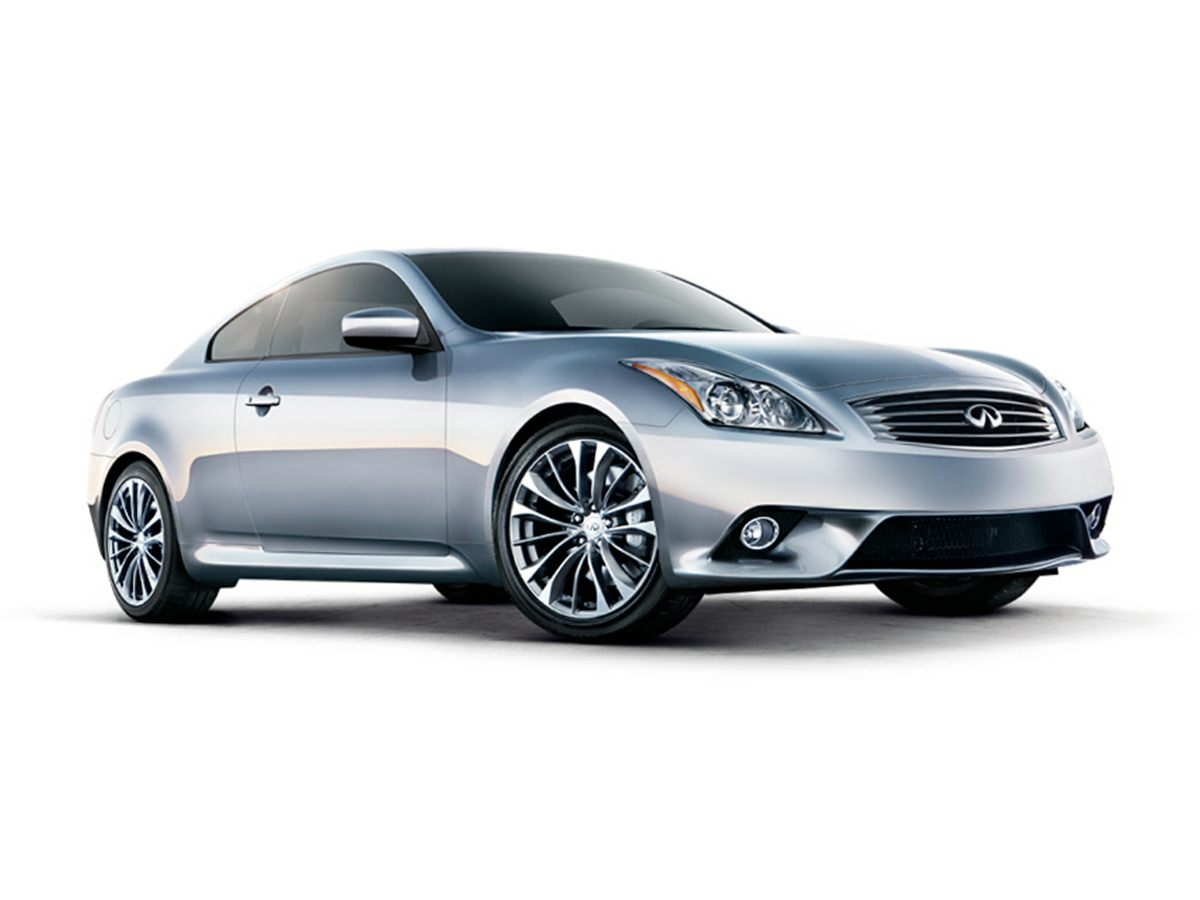 2013 Infiniti G37 Sport Gray AMFM radioCD playerMP3 decoderRadio data systemAir Conditioning