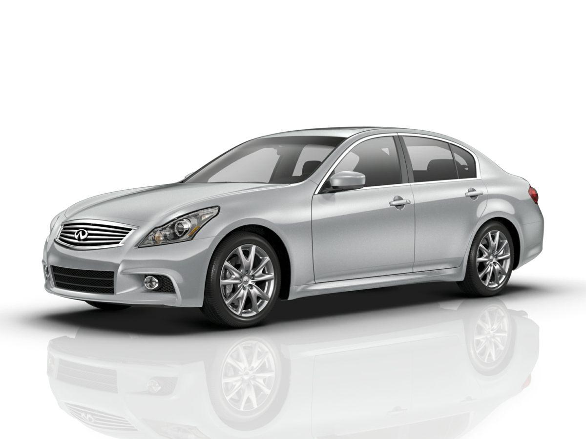 2012 INFINITI G37 White 2012 INFINITI G37 PRISTINE NONSmoker Carfax Certified NEW ARRIVAL