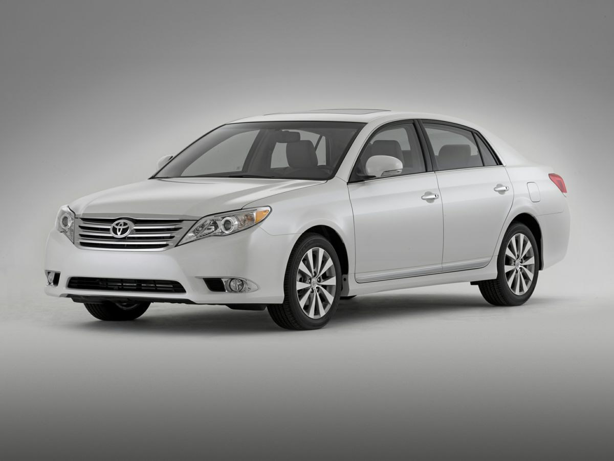 2011 Toyota Avalon Base Gray 4D Sedan ABS brakes Compass Electronic Stability Control Front d