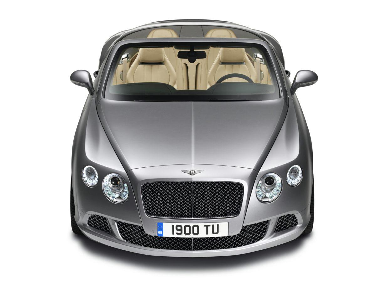 2014 Bentley Continental GTC Base