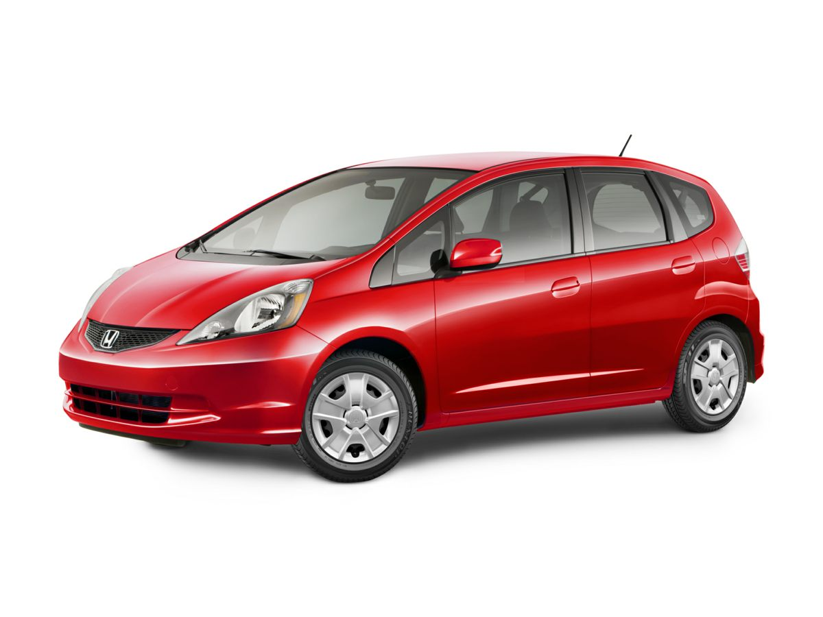 2013 Honda Fit Base 15 Wheels wFull CoversReclining Front Bucket SeatsCloth Seat Trim160-Watt