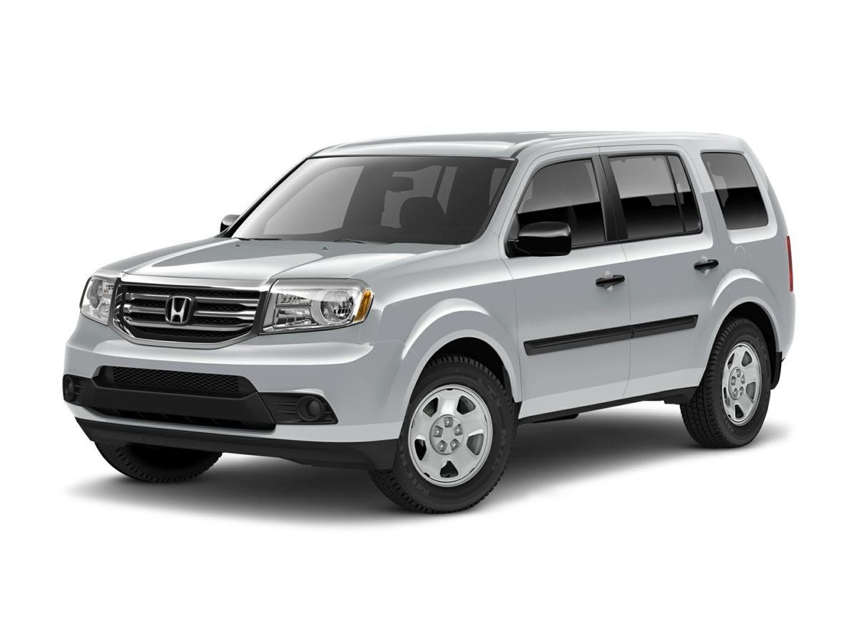 2013 Honda Pilot LX Blue 4WD Wonderful gas mileage for an SUV Cabin capacity is especially accom