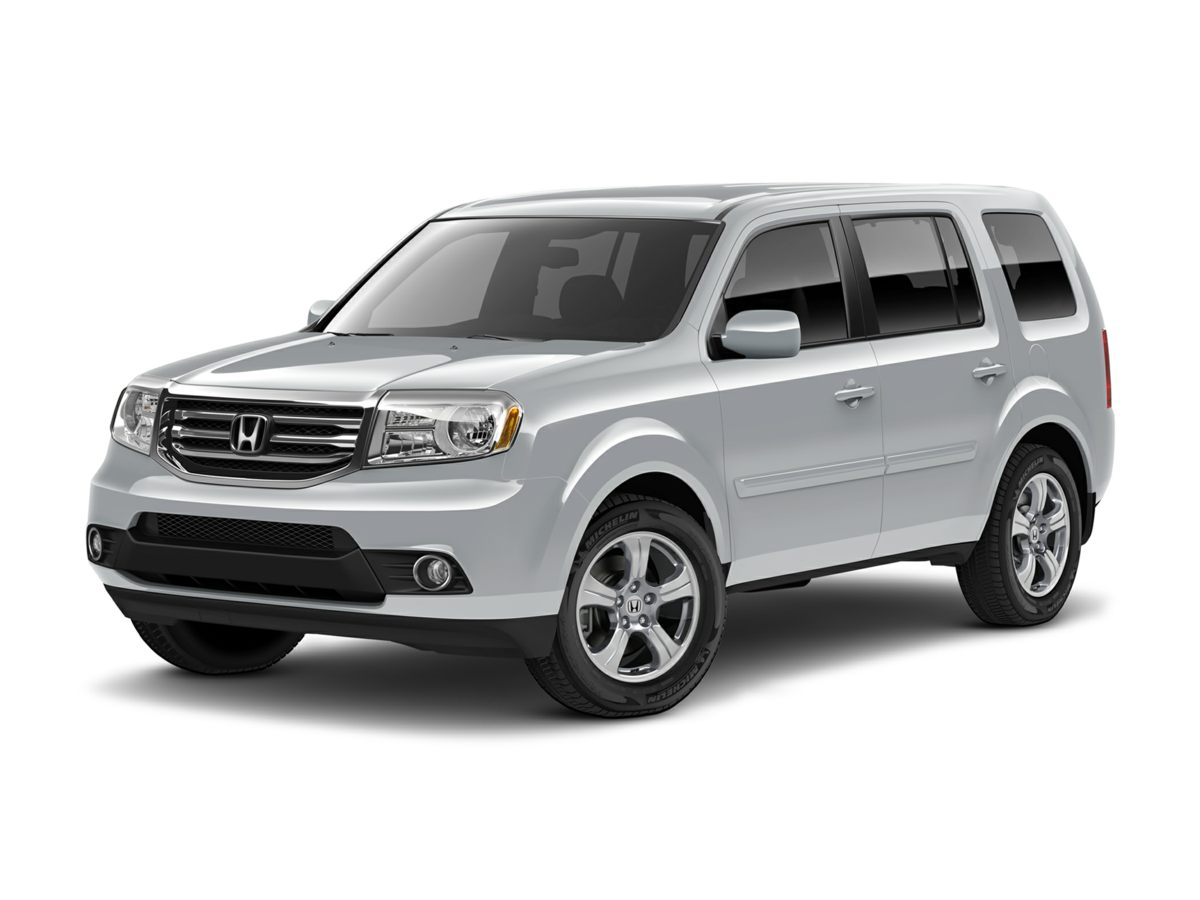 2015 Honda Pilot EX Black 4WD Reasonably priced for real people Quality assurance comes standard