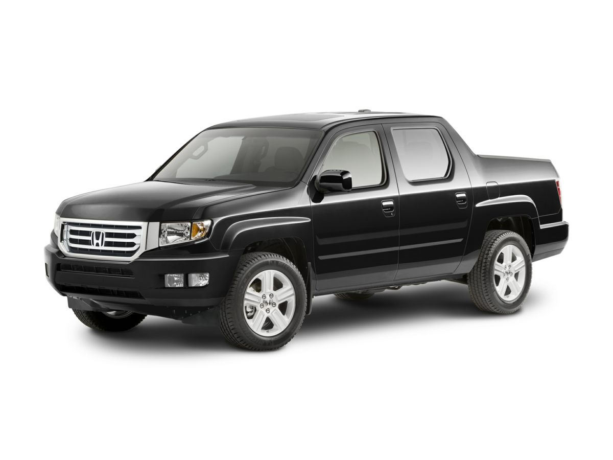 2014 Honda Ridgeline RTL Gray 453 Axle RatioHeated Front Bucket SeatsLeather Seat TrimAMFM6-