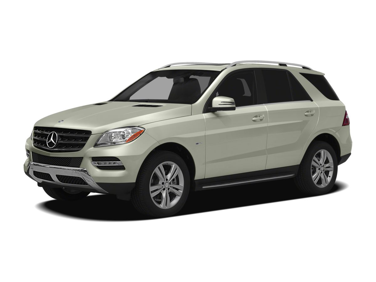 2012 Mercedes-Benz M-Class ML350 Blue Just Reduced 2012 Mercedes-Benz Blue M-Class Clean CARFAX