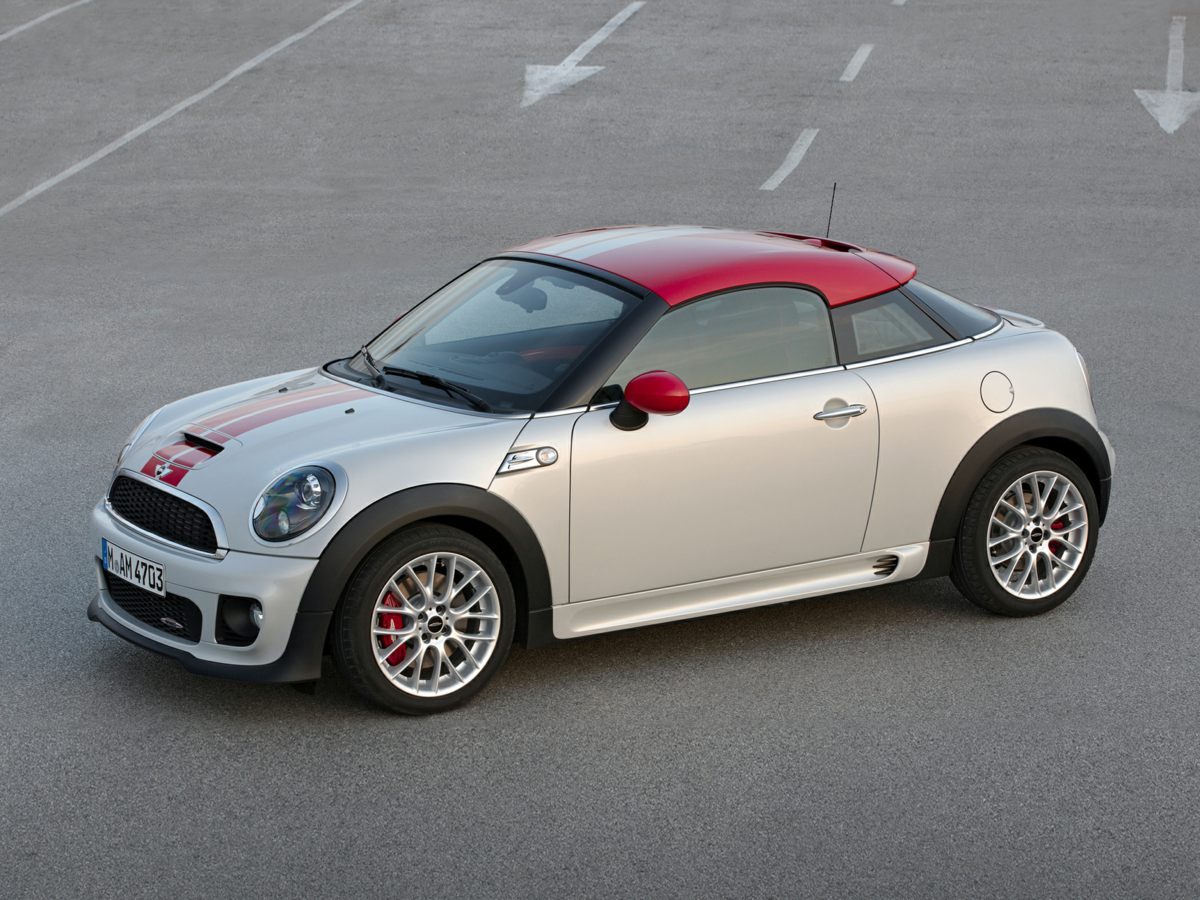 2013 MINI John Cooper Works Green CLEAN CARFAX 2D Coupe All the right ingredients Come to the