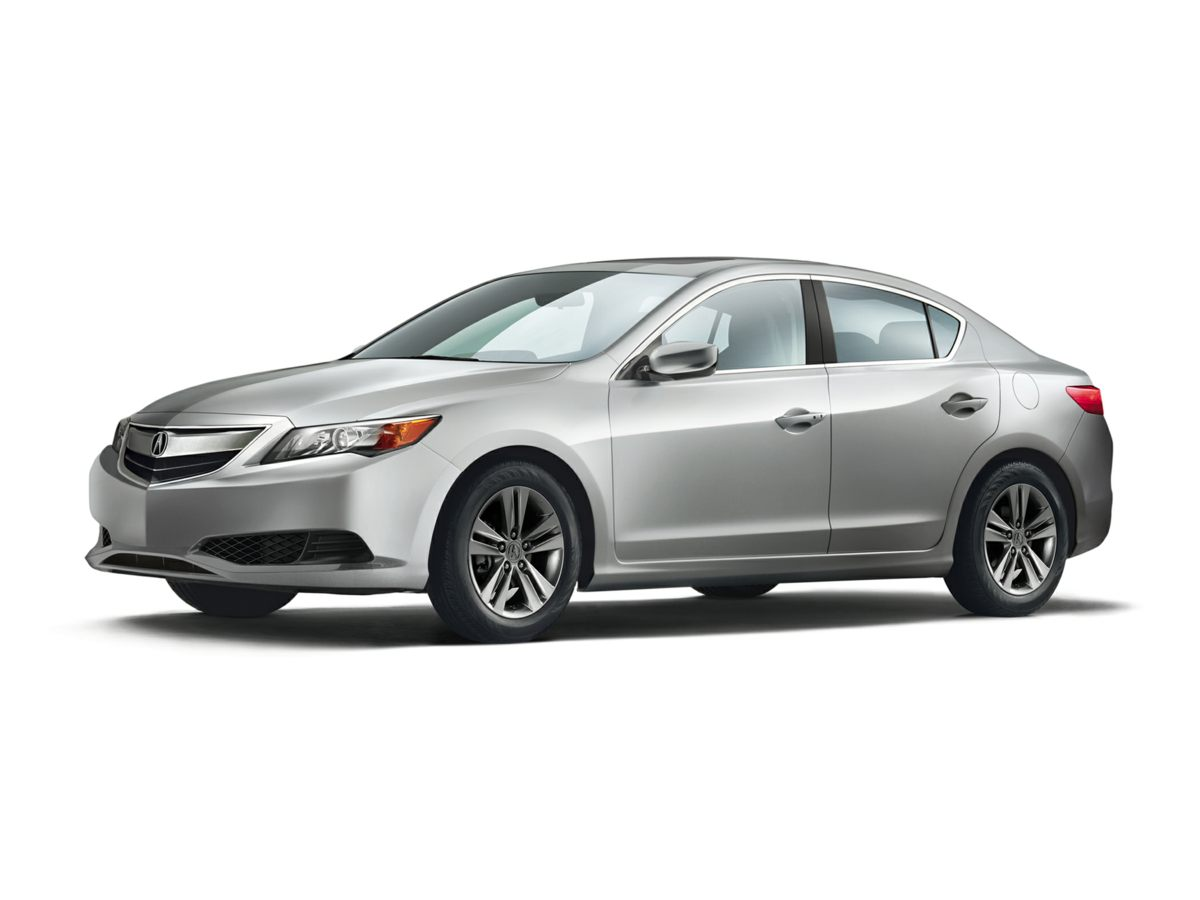 2013 Acura ILX 20L Gray 17 x 70 5-Spoke Cast-Aluminum WheelsSport-Style Front SeatsLeather S