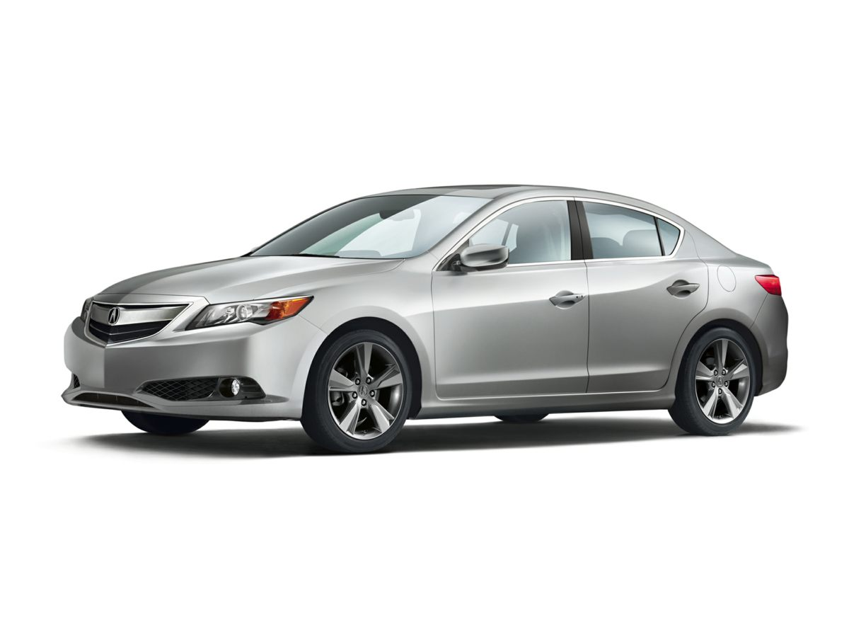 2014 Acura ILX 24L Black Sport-Style Front SeatsPerforated Leather Seating SurfacesRadio Prem