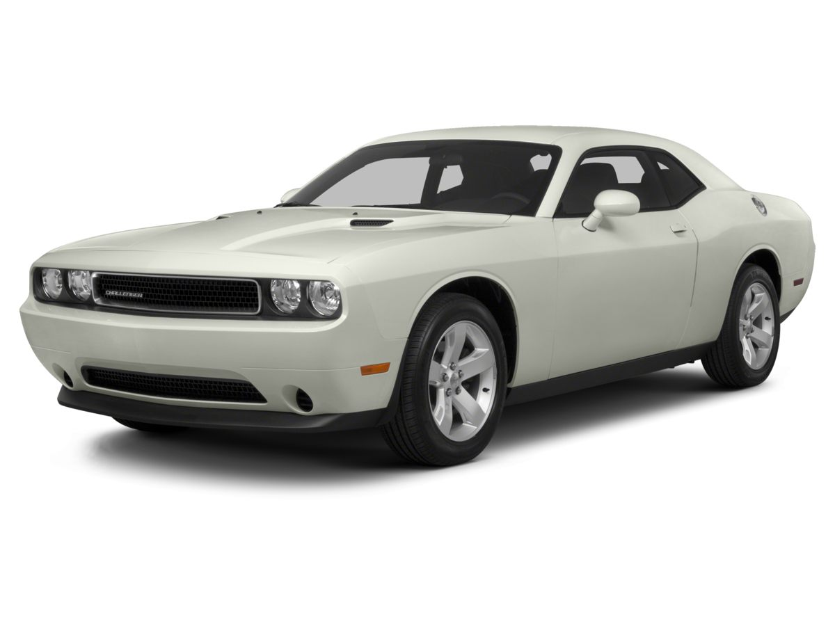 2013 Dodge Challenger SXT White 6 SpeakersAMFM radioCD playerMP3 decoderAir ConditioningAuto