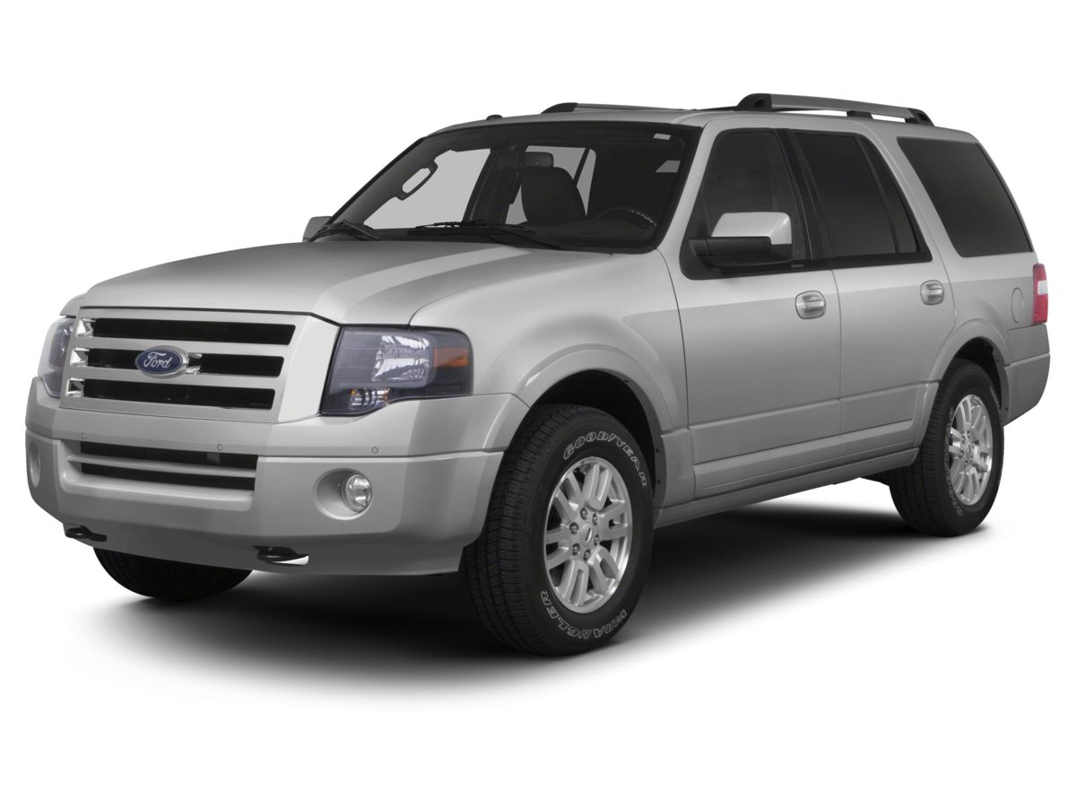 2013 Ford Expedition Limited White Equipment Group 300A 4WD 20 Polished-Aluminum Wheels Navig