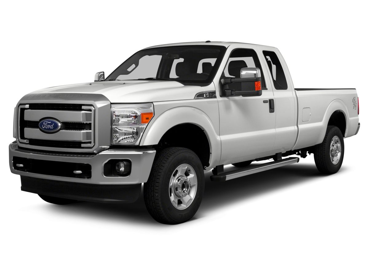 16 Ford F-250SD XLT