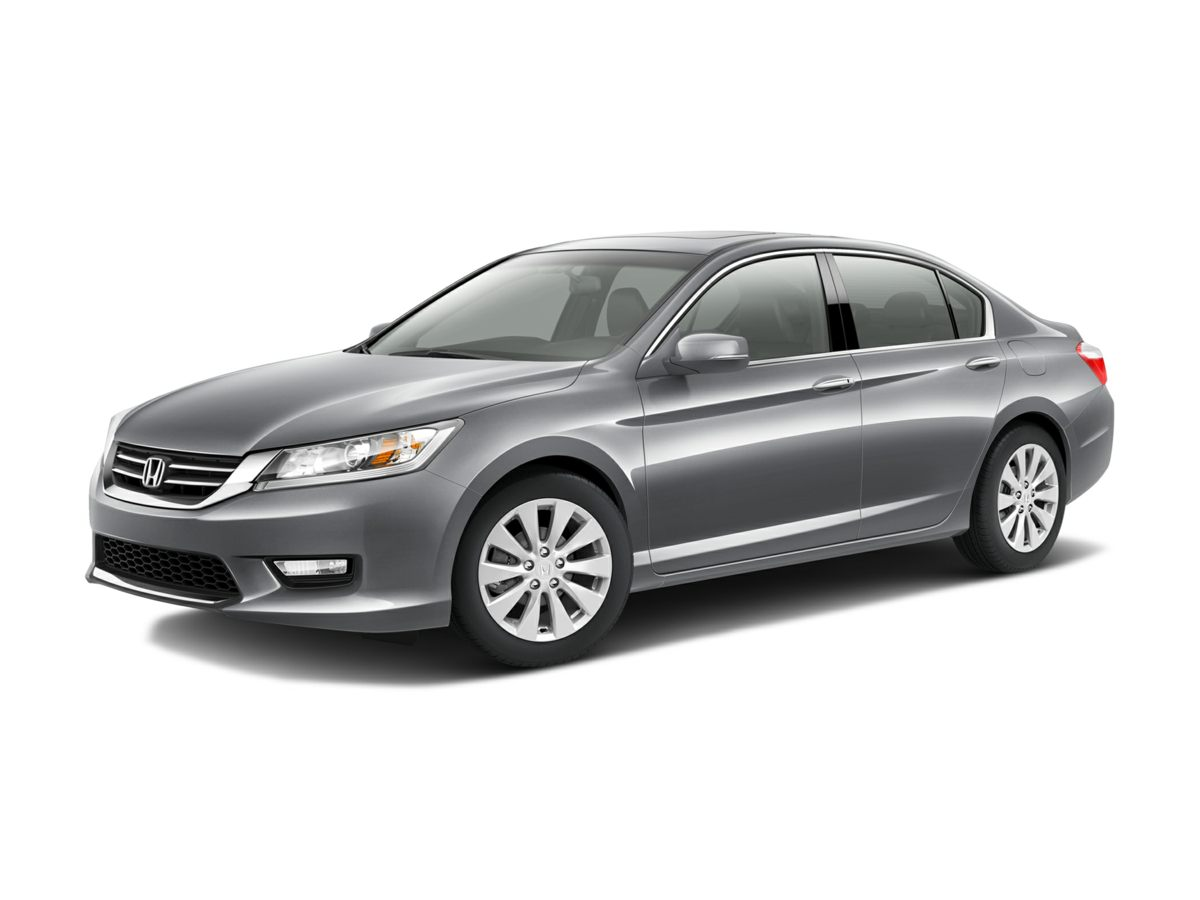 2013 Honda Accord EX-L 7 SpeakersCD playerMP3 decoderRadio data systemAir ConditioningAutomati